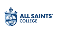 All Saints' College logo