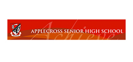 Applecross Senior High School logo